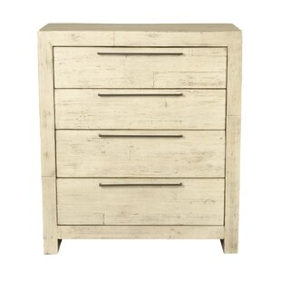 Chesterbrook 4 Drawer Chest by Foundry Select