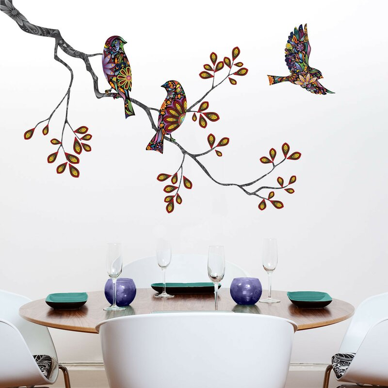 Butterfly Branch highest quality wall decal stickers