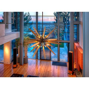 Corrigan Studio Kiera 12-Light Sputnik Chandelier