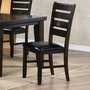 Pursell Upholstered Dining Chair (Set of 2) Alcott Hill