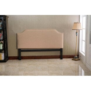 Alcott Hill Templeton King Upholstered Panel Headboard