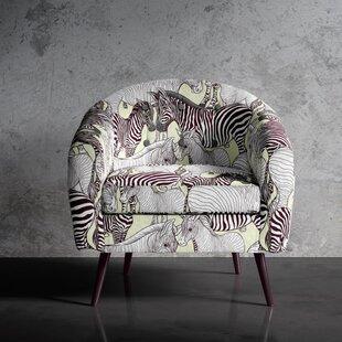 Daryl Tub Chair By Bloomsbury Market