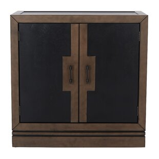 Brixton Storage 2 Drawer Accent Cabinet by Wrought Studio