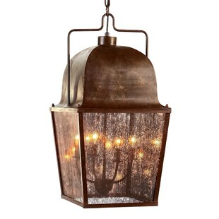 Tequesta 1 Light Foyer Pendant by Bungalow Rose