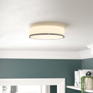 Josahua 2-Light Flush Mount