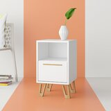 Wynn 1 Drawer Nightstand by Hashtag Home