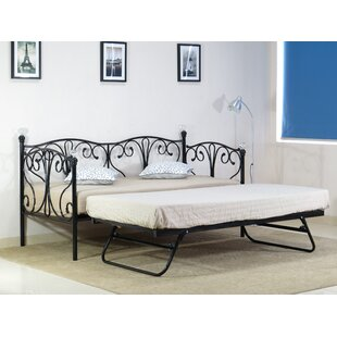 Kilpatrick Daybed With Trundle By Marlow Home Co.
