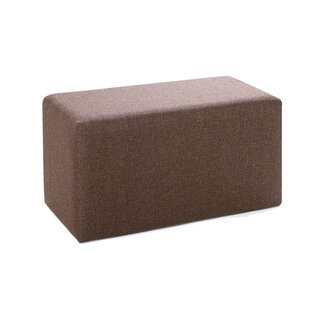 Quinlan Rectangle Pouf by Eber..