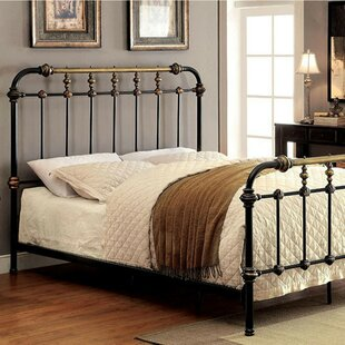 Constantiana Panel Bed by Fleur De Lis Living