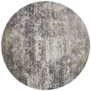 Bourquin Granite/Stone Area Rug by Williston Forge