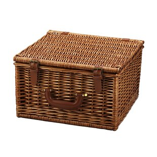 Cheshire Basket for Two in Gazebo