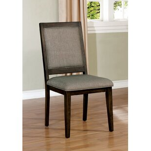 Highlandville Upholstered Dining Chair (Set of 2)