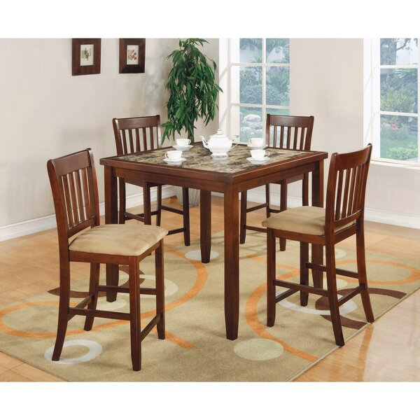 Marble Top Dining Room Set   Wayfair