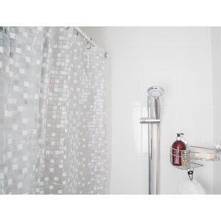 Price comparison Desarae Mosaic Shower Curtain ByHighland Dunes