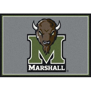 Collegiate Marshall University Thundering Herd Doormat By My Team by Milliken