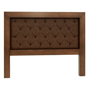 Mandir Queen Upholstered Panel Headboard