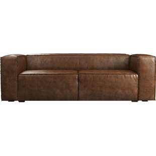 Modloft Dominick Leather Sofa