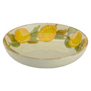 Sorrento 900ml Pasta Bowl (Set Of 6) By The DRH Collection