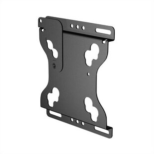 Flat Panel Fixed Wall Mount For 10