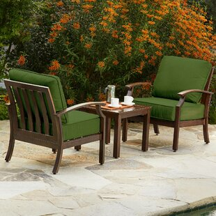 Yandel Bridgeport 3 Piece with Cushions