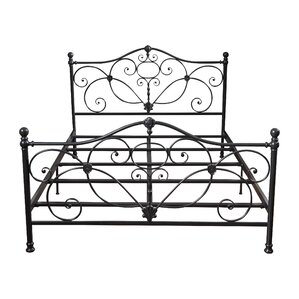 Rosendale Panel Bed by Charlton Home