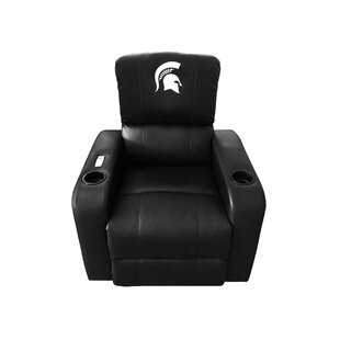 NCAA Power Recliner Home Theater Individual Seating