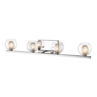 Dayton 4-Light Vanity Light by George Oliver