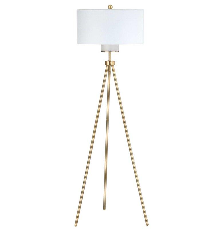 Floretta 66 Quot Tripod Floor Lamp Amp Reviews Joss Amp Main