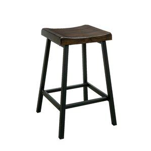 Mount Shasta Bar Stool (Set of 2) by Loon..