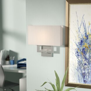 Clivden 2-Light Wall Sconce