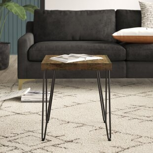 Affordable Mcfarlane Rectangular End Table by Mercury Row