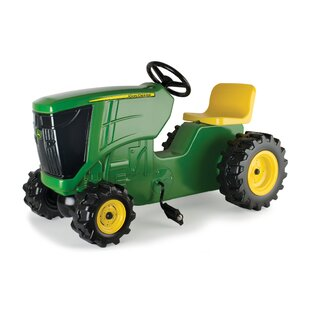 John Deere Tractor Bed Wayfair