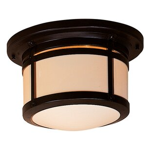 Berkeley 2-Light Outdoor Flush Mount