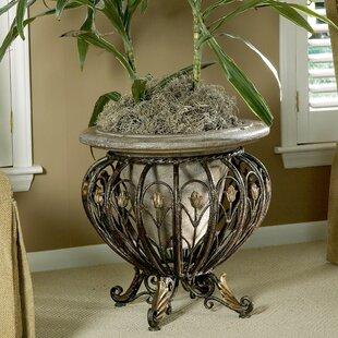 Best Reviews Giltner Pedestal Plant Stand ByFleur De Lis Living