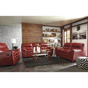 Red Barrel Studio Magan Reclining Configurable Living Room Set