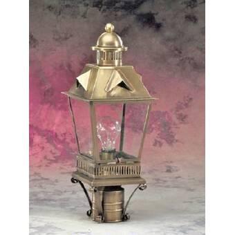 Primo Lanterns Orleans Aged Copper Hardwired Lantern Head Wayfair