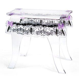 Everly Quinn Kieran Lingerie End Table