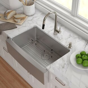 30 Inch Farmhouse Sink | Wayfair