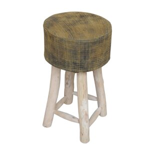 70cm Bar Stool By World Menagerie