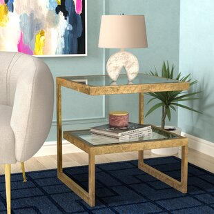 Spirgel End Table