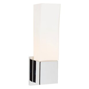Ginger Cinu Single 1-Light Armed Sconce
