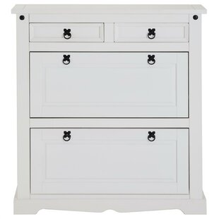 Sophronia 16 Pair Shoe Storage Cabinet By Alpen Home