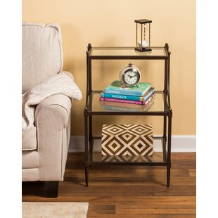 Sasheer End Table by Willa..