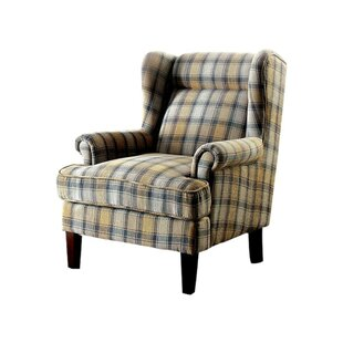 Great Price Pinkard Wingback Chair by August Grove Reviews (2019) & Buyer's Guide