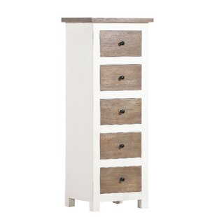 Keven 5 Drawer Tallboy By Union Rustic