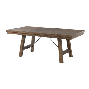 Ismay Extendable Dining Table by Three Posts Cheapt