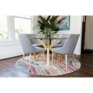 Kaylin Contemporary 5 Piece Breakfast Nook Dining Set by Corrigan Studio