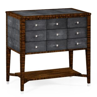 9 Drawer Accent Chest by Jonathan Charles Fine Furniture
