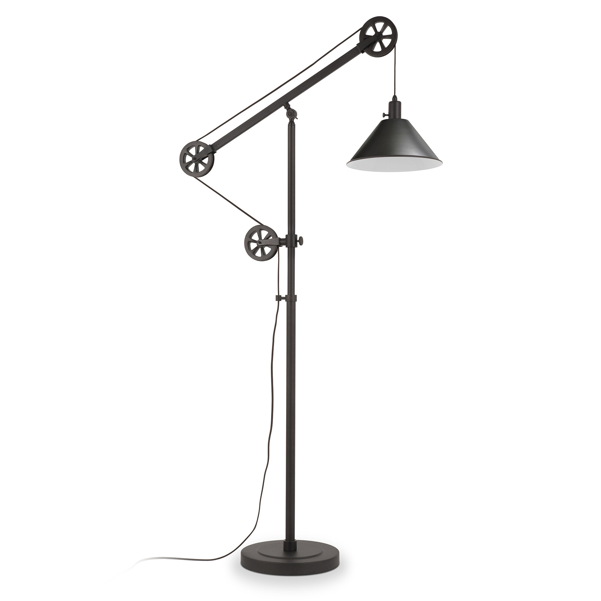 Williston Forge Carlisle 70 Reading Floor Lamp Reviews Wayfair