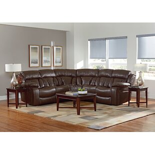 Shop Delaney Reclining Sectional by Red Barrel Studio
